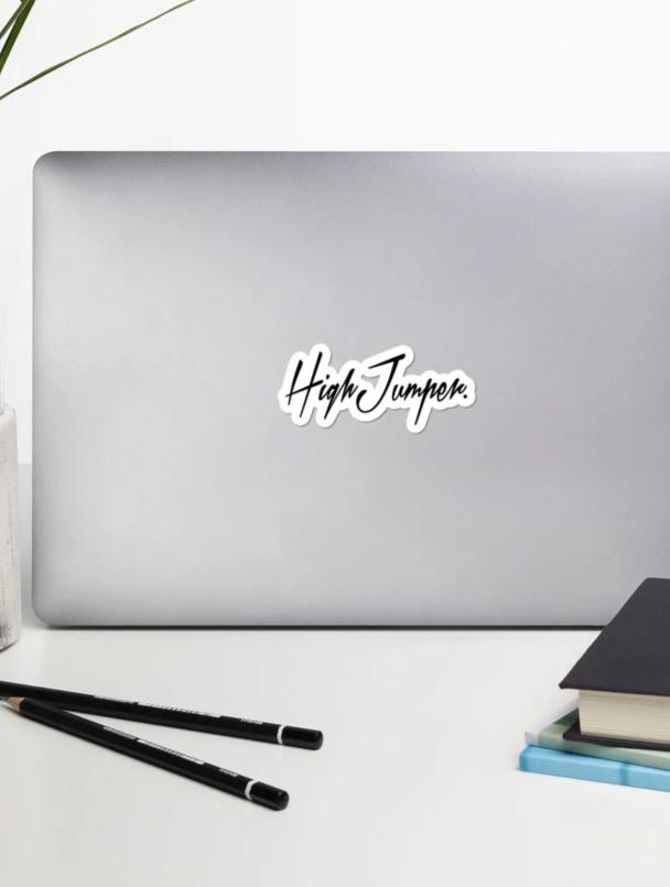 Laptop Stickers - Highjumper Stickers