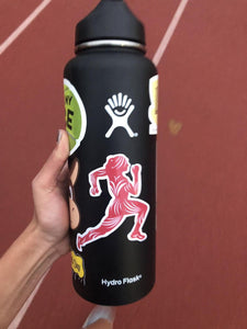 Water Bottle Stickers - Sprinter Sticker