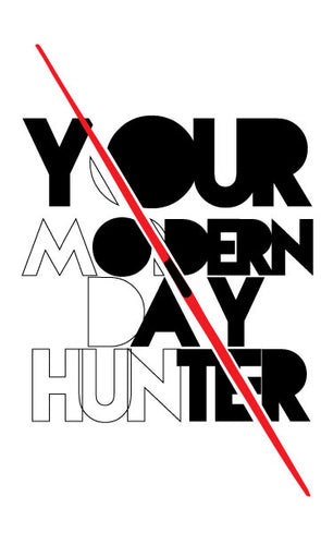 Iron On Art - Your Modern day Hunter