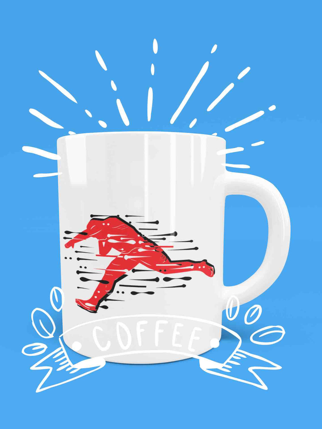 Copy of Shot Putter Coffee Mug