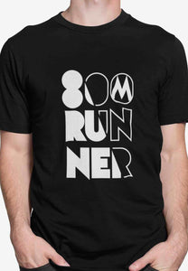 Mens 800m Runner T-shirt