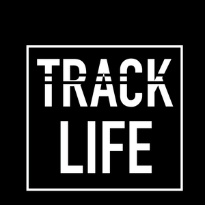 Track Decal, Track Life Iron On