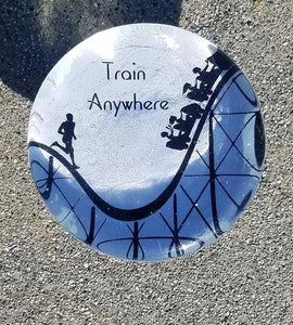 Train Anywhere Magnet, Runner Magnets