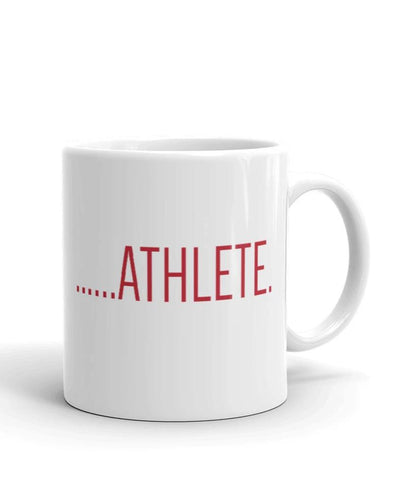 Athlete coffee mug