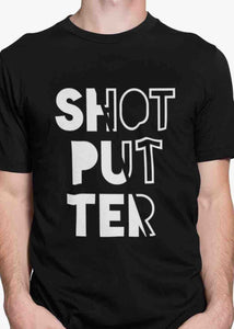 Shotputter T-shirt