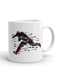 Thrower Coffee Mug