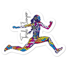 Load image into Gallery viewer, Triple Jump Sticker - Women's Sticker