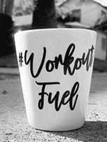 Workout Fuel Mug