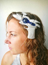 Space Ray Gun Fascinator.