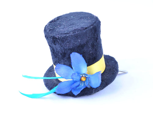 Bespoke Mini Top Hat Fascinator