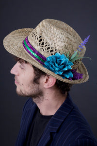 Tropical Festival Hat.