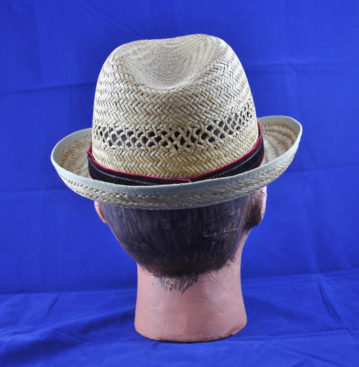 Fedora Hat with Customised Hat Bands – The Headonista a24a3ed4a3db