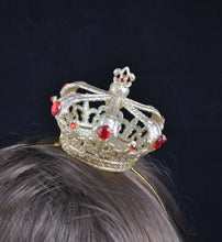 Mini Crown Fascinator.