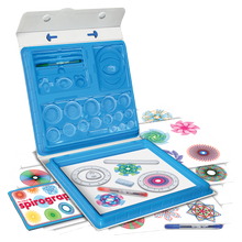 Load image into Gallery viewer, Deluxe Spirograph Set