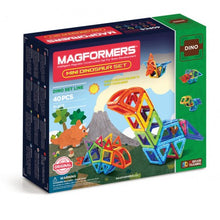 Load image into Gallery viewer, Magformers Mini Dinosaur 40pc Set