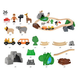 Safari Adventure Set