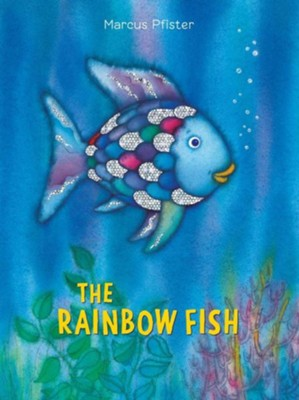 The Rainbow Fish, Hardcover