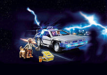 Load image into Gallery viewer, Back to the Future DeLorean