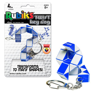 Rubik's Twist Key Chain
