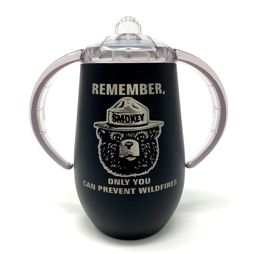 Smokey Bear Sippy Cup