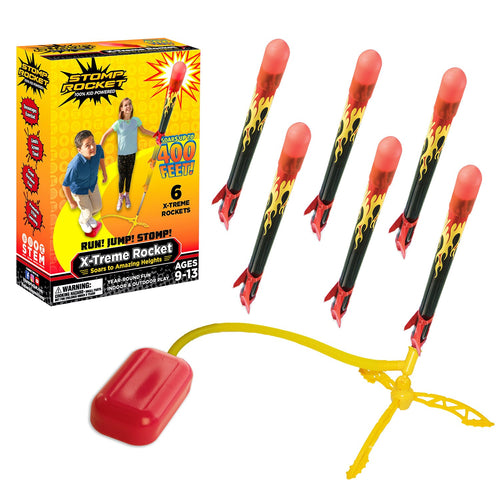 X-Treme Stomp Rocket Kit