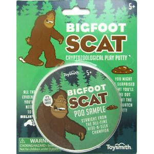 Bigfoot Scat