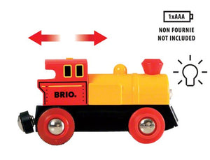 Battery Operated Action Train