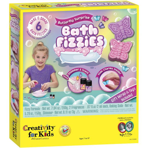 Butterfly Bath Fizzies