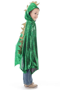 Green/Gold Dragon Cloak