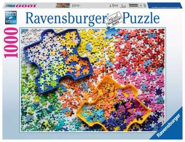 The Puzzler's Palette 1000pc