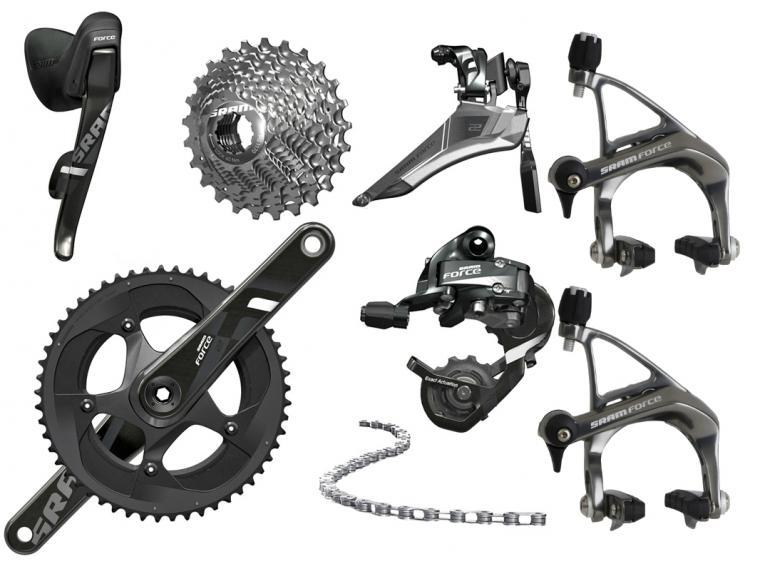 SRAM  icancycling roadbike groupset berling bike bicycle