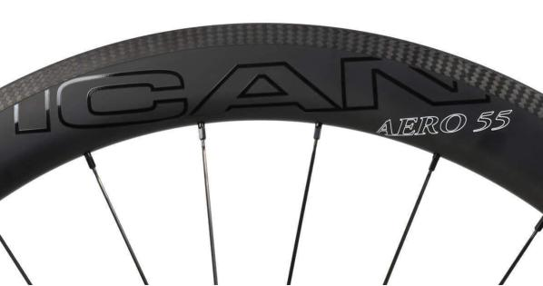 Deep section rims aero 55 icancycling