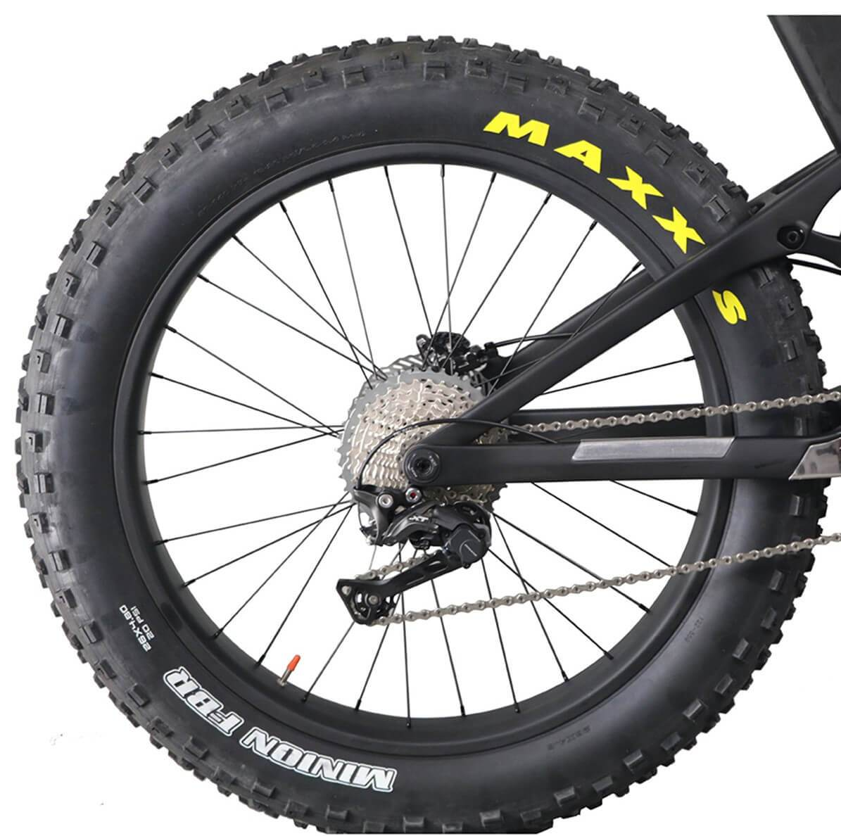 fat bike wheelset