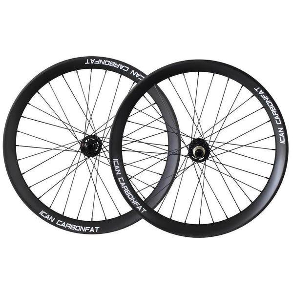 65mm Fat Bike Wheels - Triaero