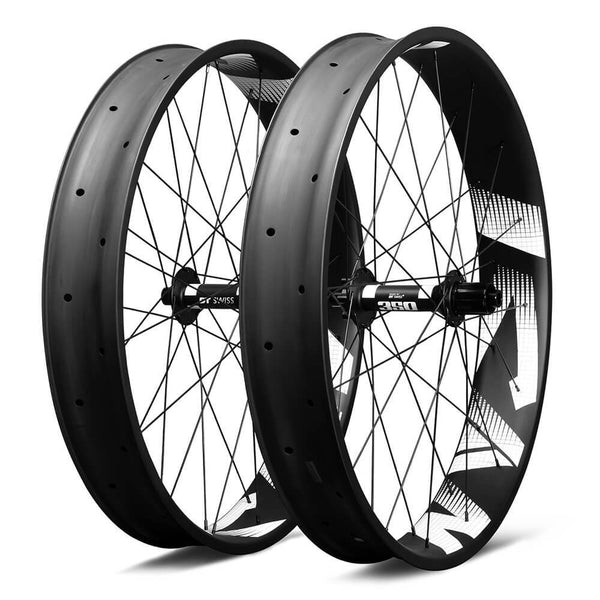 90mm Fat Bike Wheels DT350S - Triaero
