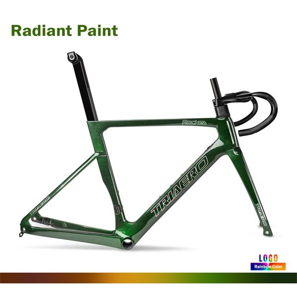 Disc Road Frame A9 - Triaero