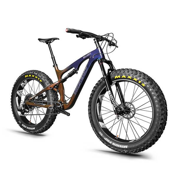 SN04 Fat Bike Rainbow - Triaero