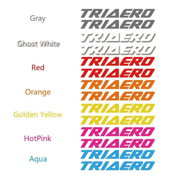 Triaero Stickers - Triaero