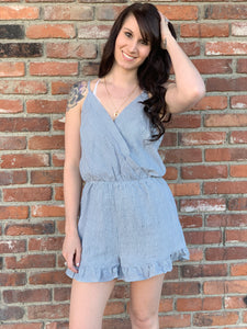 Coast to Coast Romper