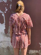 Load image into Gallery viewer, Aztec Ethic Romper