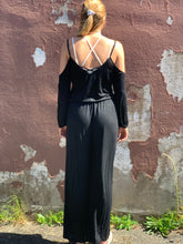 Load image into Gallery viewer, Basic Black Jumpsuit
