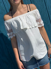 Load image into Gallery viewer, Viviane Off Shoulder Top