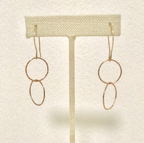 Thin Loop Earrings