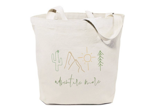 Adventure More Tote and Handbag