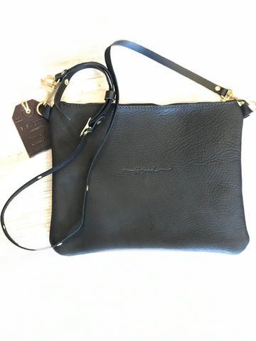 Stained Cross-Body Purse