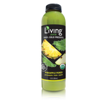 O2 Living Juice Pineapple Punch, 100% Cold Pressed, 12oz