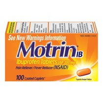 MOTRIN IB, (single pack)