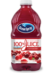 Ocean Spray® – 100% Cranberry Juice