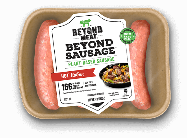 BEYOND SAUSAGE® - Hot Italian