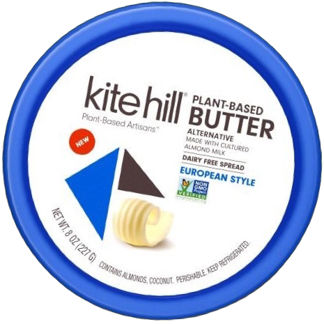 Kite Hill – Plant Based Butter, European Style